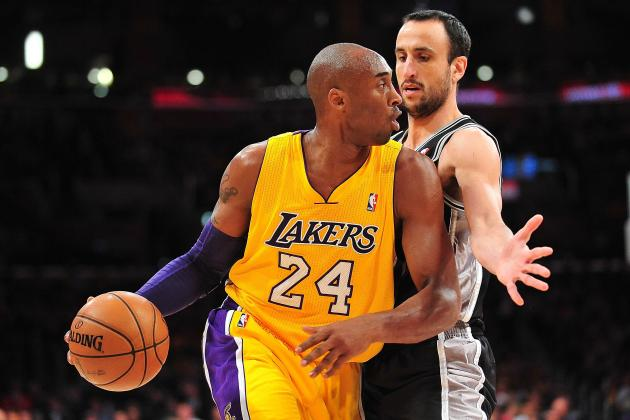 Los Angeles Lakers vs. San Antonio Spurs: Preview, Analysis and Predictions