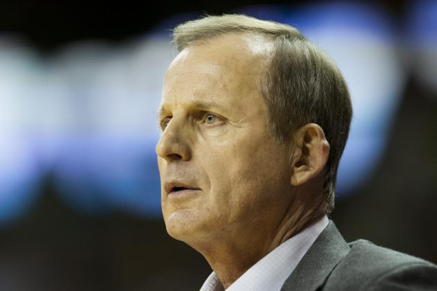 Is Texas Rebuilding? Rick Barnes Says the 8-6 Longhorns Have 'Enough'