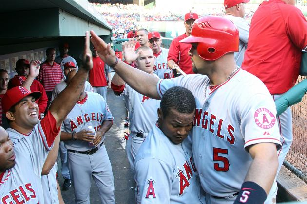 Do the Los Angeles Angels Have MLB's Best Lineup?