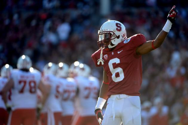 Stanford Loses CB Terrence Brown to the NFL