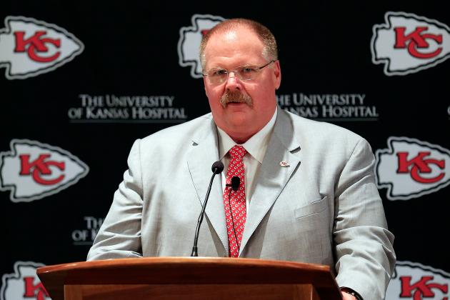 Video: Andy Reid Talks Sea of Red, Arrowhead Stadium