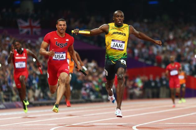 Usain Bolt MPH: Breaking Down Amazing Speed from Olympic Sprinter