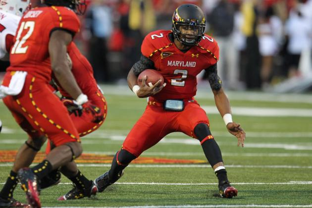 Maryland Quarterback Devin Burns to Transfer