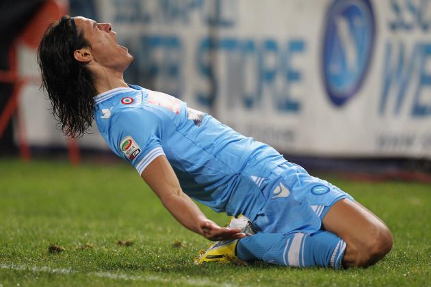 Man City 'Want Cavani,' Says Assistant