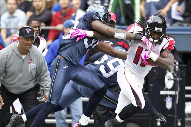 Bad News, Seahawks Fans: There's No Way Brandon Browner Can Cover Julio Jones