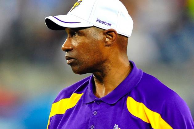 Contract Talks Set to Open Between Vikings and Coach Leslie Frazier