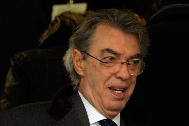 We Will Make Adjustments to Inter, Reveals Moratti