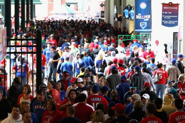Foul Territory: Rangers Ticket Prices for 2013 to Climb