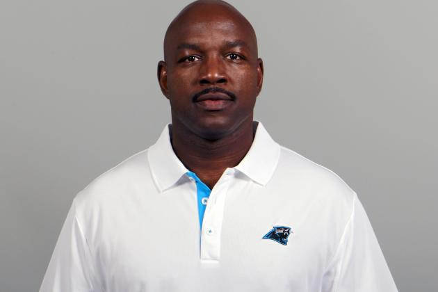 Panthers Fire RB Coach John Settle