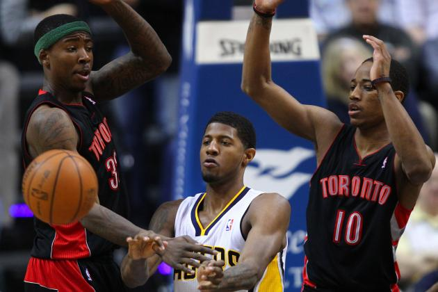 DeMar DeRozan and Ed Davis' Development Powers Toronto Raptors' Recent Surge