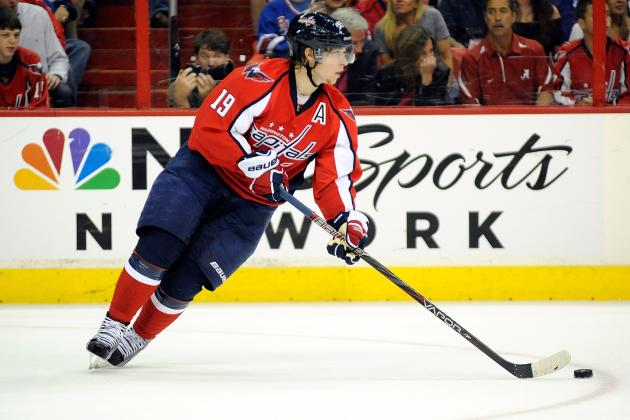 Nicklas Backstrom's Status Uncertain for Training Camp