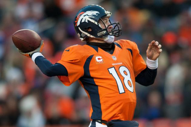 2012 AFC Divisional Picks: Broncos over Ravens