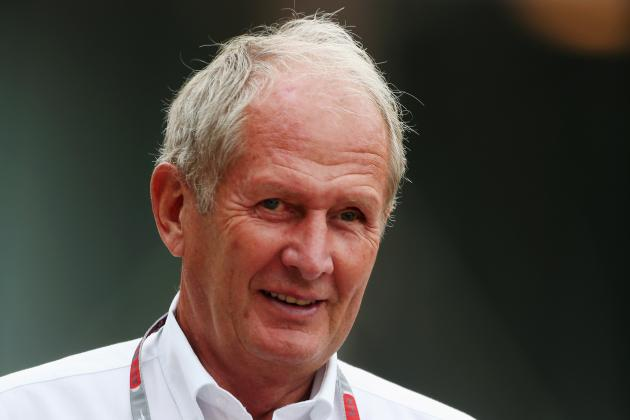 Marko: 'Webber Can't Handle Title Pressure'
