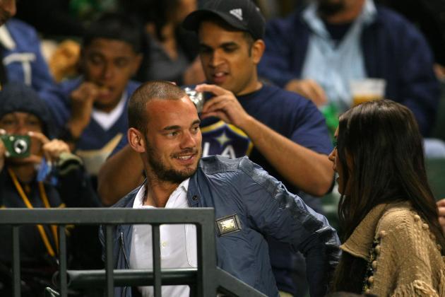 Sneijder's wife: 'I love Istanbul!' | Football Italia