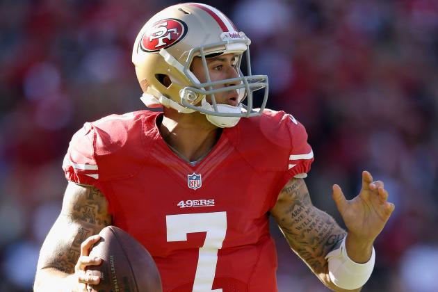 What To Expect from Colin Kaepernick Against the Green Bay Packers on Saturday