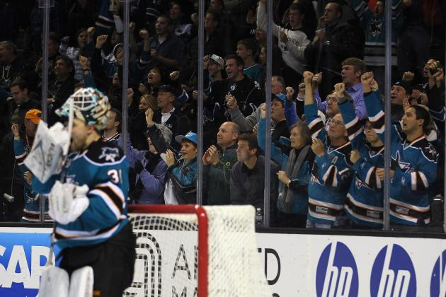 Sharks Territory: Hungry Hockey Fans and San Jose Restaurants 'Ecstatic'