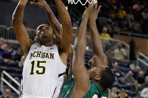 Michigan's Jon Horford 'could be' ready to play vs. Nebraska