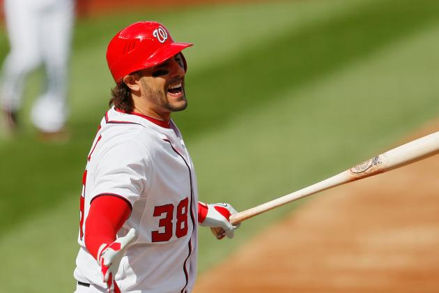 Kansas City Royals Should Pursue Michael Morse Trade with Washington Nationals