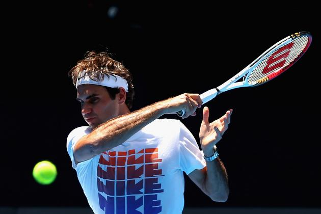 Roger Federer: Projecting How Tennis Legend Will Fare at 2013 Australian Open