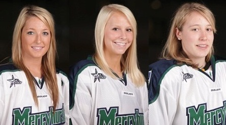 Mercyhurst Lakers' Killer Bs: Bestland, Bram and Byrne