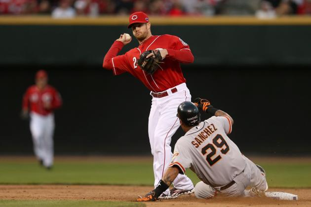 Can Zack Cozart Continue the Excellence at Shortstop for the Cincinnati Reds?