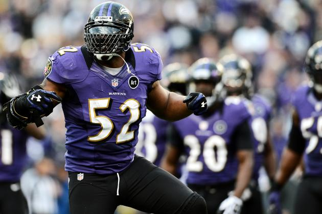 Reggie Wayne Should Worry About Punchless Offense, Not Ray Lewis' Dance Moves