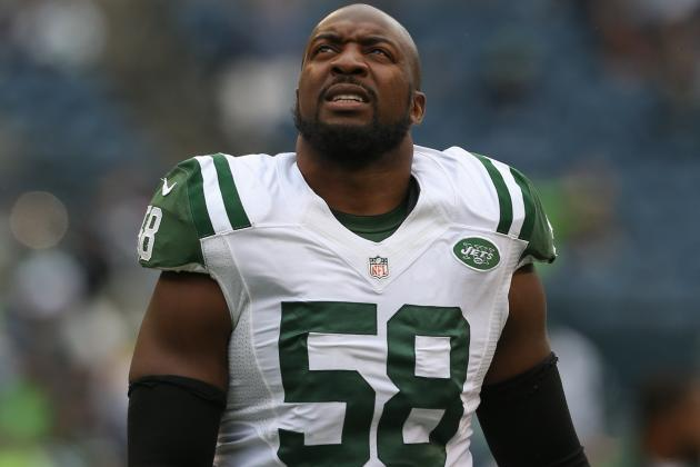 Report: Jets LB Thomas faces assault charge