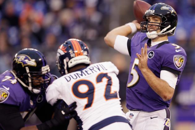 Ravens vs. Broncos: Individual Matchups That Will Decide Division-Round Battle