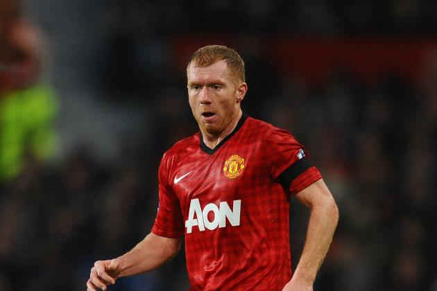 Scholes: Liverpool Matches Are Always Manchester United's Biggest Games