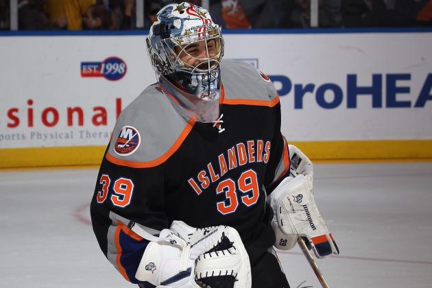 Rick DiPietro 'Bright Eyed' After All These Years: 'I've Learned the Hard Way'