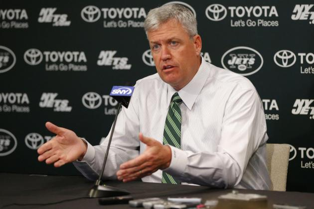 What Exactly Would It Take to Get Jets to Fire Rex Ryan?