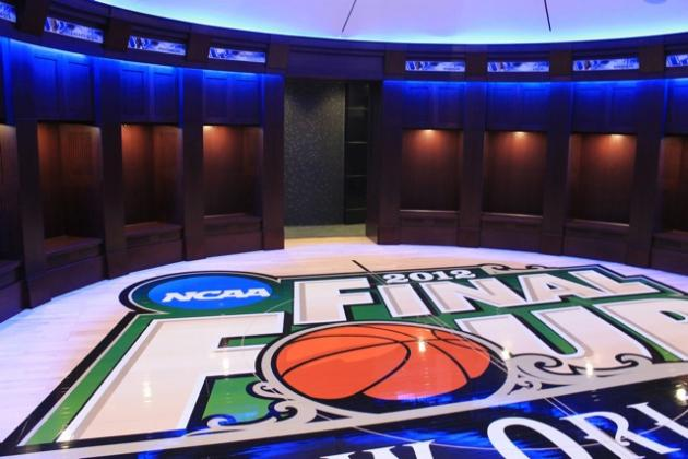 UK Unveils New Rupp Arena Locker Room