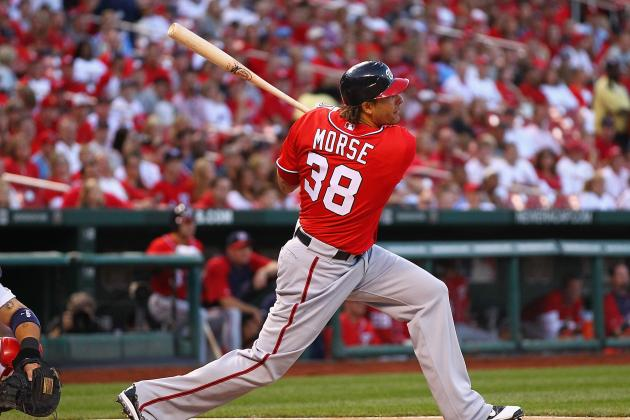 MLB Trade Rumors: LaRoche Signing Could Pave Way for Michael Morse to Tampa Bay