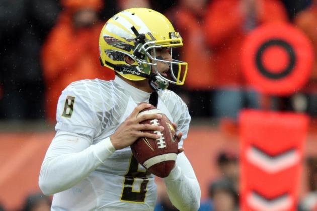 Pac-12 Football: Here's How Oregon Would Have Slowed Down Alabama