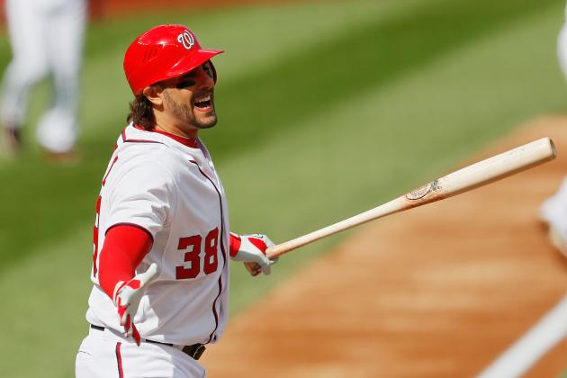 MLB Trade Rumors: New York Yankees Interested in Nats' Michael Morse