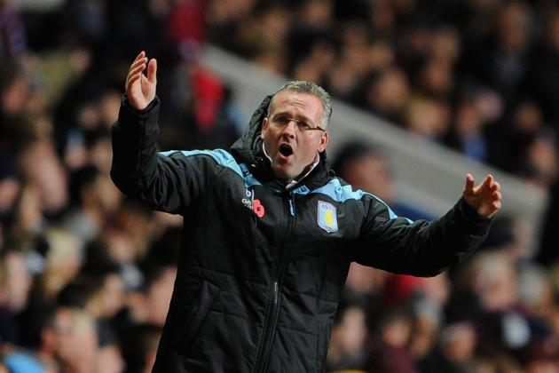 Aston Villa Boss Paul Lambert Frustrated by Defending After Bradford Defeat