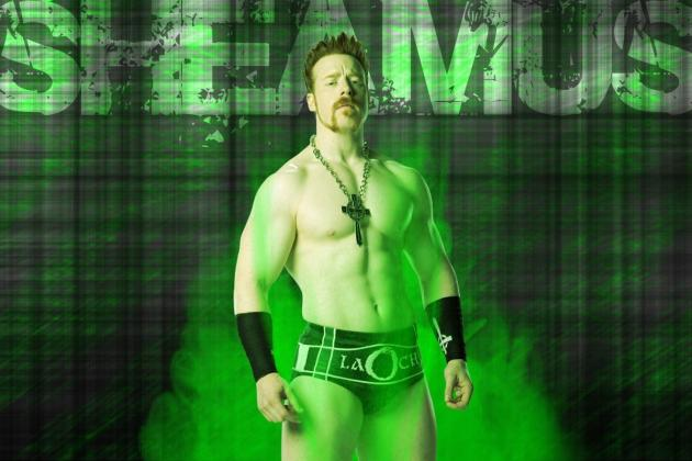 WWE: Sheamus Will Have a Bigger Year in 2013