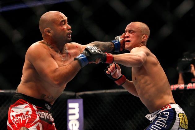 MMA: Mark Hominick Reflects on Career, Says Jose Aldo Hit 'like a Heavyweight'