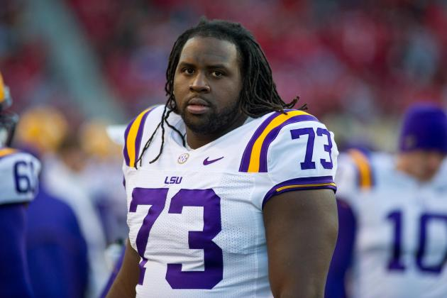 LSU Lineman Chris Davenport Headed to Tulane