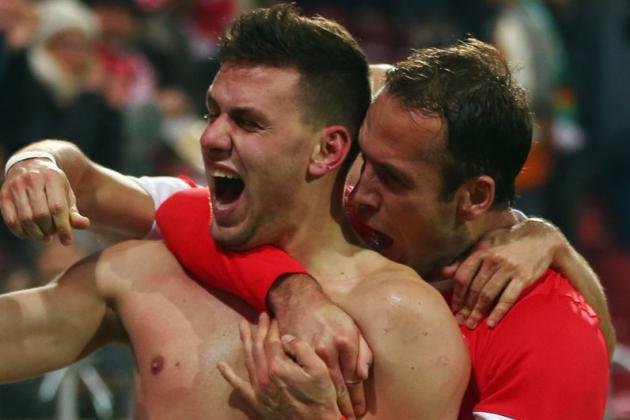 Bild: Arsenal want €20m Mainz striker Adam Szalai   101GG Football news