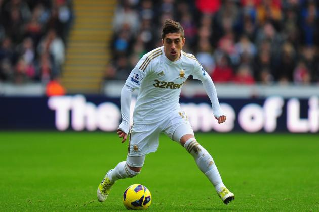 Pablo Hernandez Is Confident Swansea Defence Can Cope with Chelsea Pal