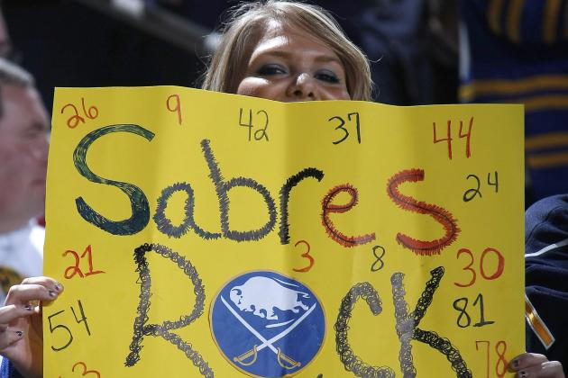 Sabres Apologize to Buffalo Fans for Lockout