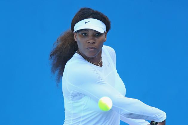 Serena Williams: Why 2012 Player of the Year Won't Suffer Major Downfall in 2013