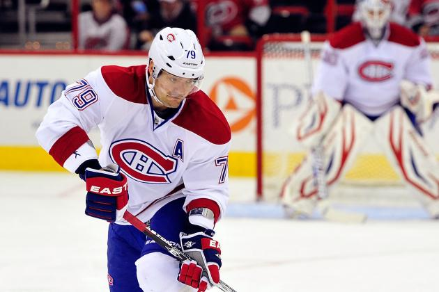 Andrei Markov's Return Could Be a Big Boost for Montreal Canadiens