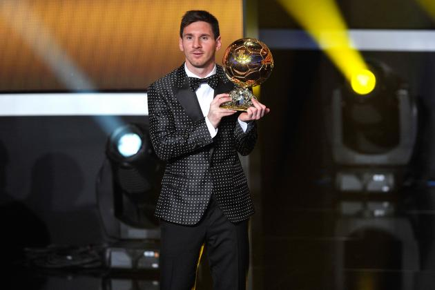 Lionel Messi: What to Expect as Encore to Leo's Fourth Straight Ballon D'Or
