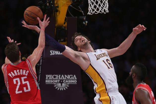L.A. Lakers vs. Houston Rockets: Live Score, Results and Game Highlights