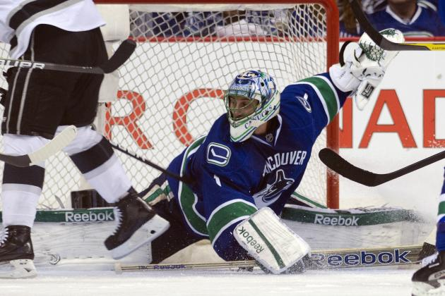 Canucks Won't Be Helped by NHL's New 'Luongo Rule'