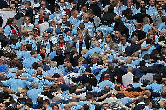 Manchester City Return 912 Unsold Tickets