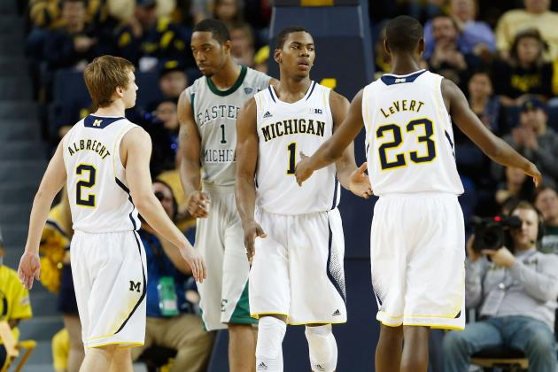 Notebook: Caris LeVert growing into backup role