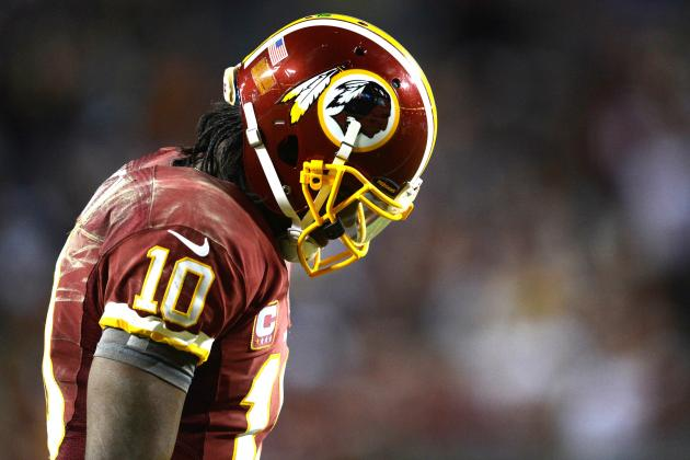 Robert Griffin III Reportedly Set to Undergo Knee Surgery